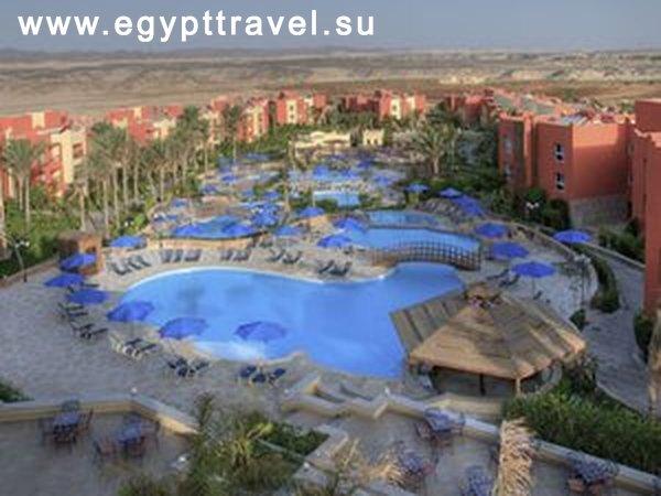 Отели египта с хорошим рифом